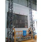 Platforma podwieszana z aluminiową linką o mocy 10m zł1000 jednofazowa 2 * 2,2kw