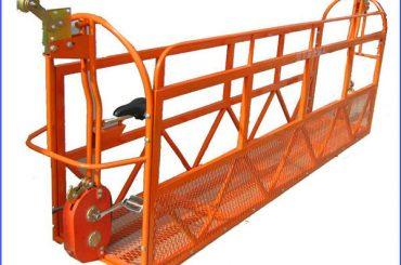 1.8kw 8kn zł 800 trwała podwieszana platforma robocza ze stalową liną o średnicy 8,6mm