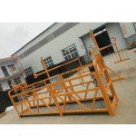 zawieszenie rusztowania aluminiowego platformy roboczej z niską ceną
