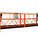 2,5mx 3 sekcje 1000kg platforma podwieszana do podnoszenia prędkość podnoszenia 8-10 m / min