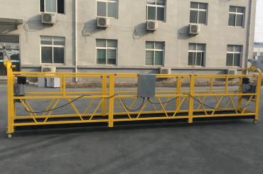 pomalowana aluminiowa podwieszana lina linowa 500kg / 630kg / 800kg / 1000kg